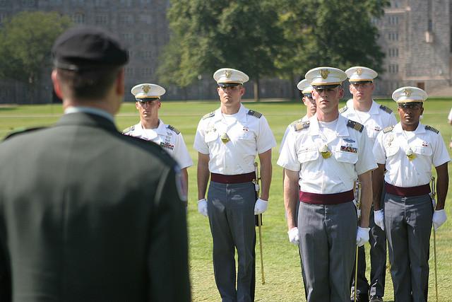 軍校是最好的商學院、最快的成商途徑