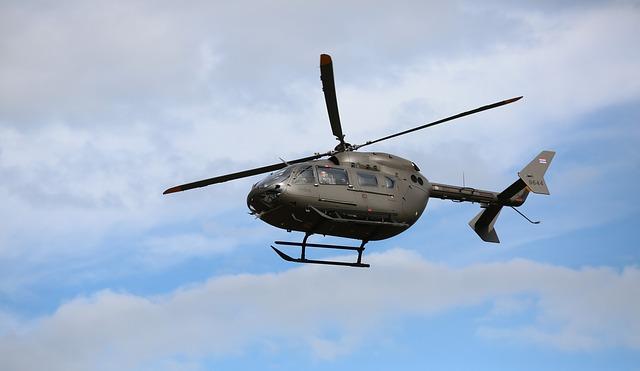 談談直升機墜機