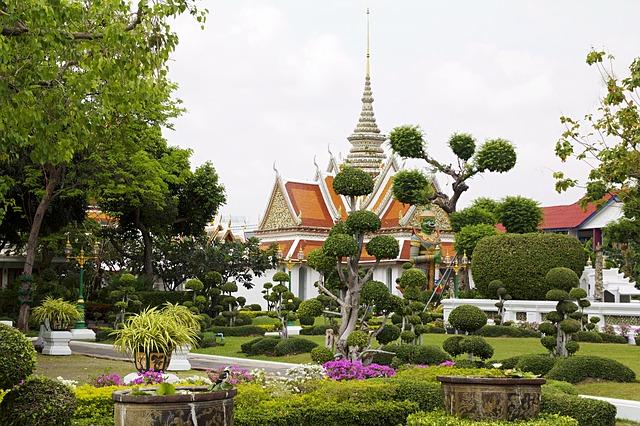 曼谷自由行W-hotel住宿體驗