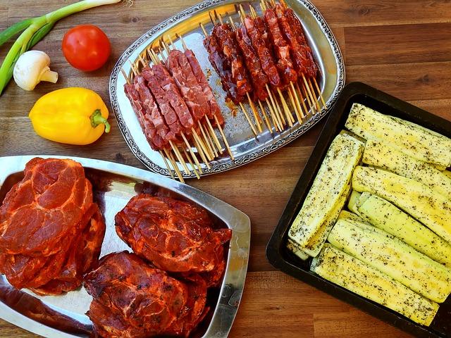 好吃的新疆烤肉串-卡瓦甫新疆燒烤『不用出門也能享受現烤的美味』