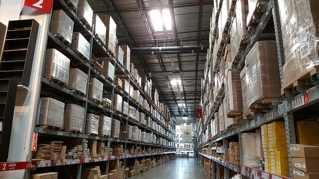 網拍、電商倉庫的成本