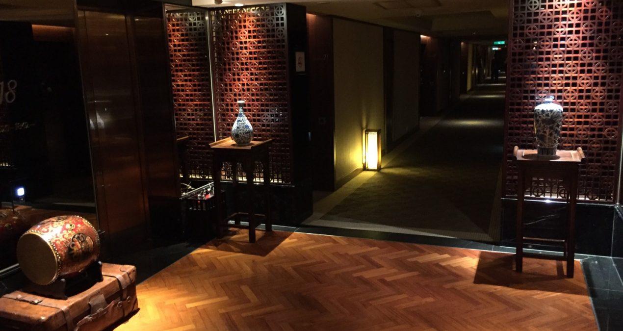 台北晶華酒店住宿分享-台灣前五大奢華飯店