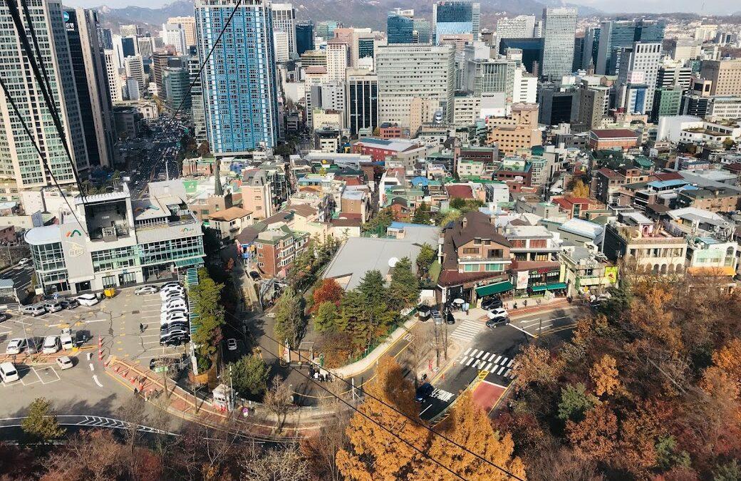 首爾6天5夜親子自由行,帶小孩逛韓國