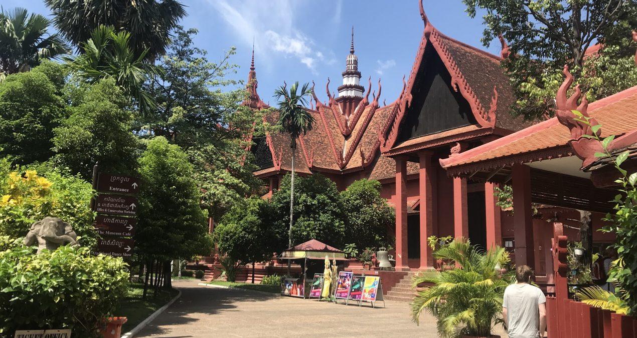 柬埔寨金邊自由行