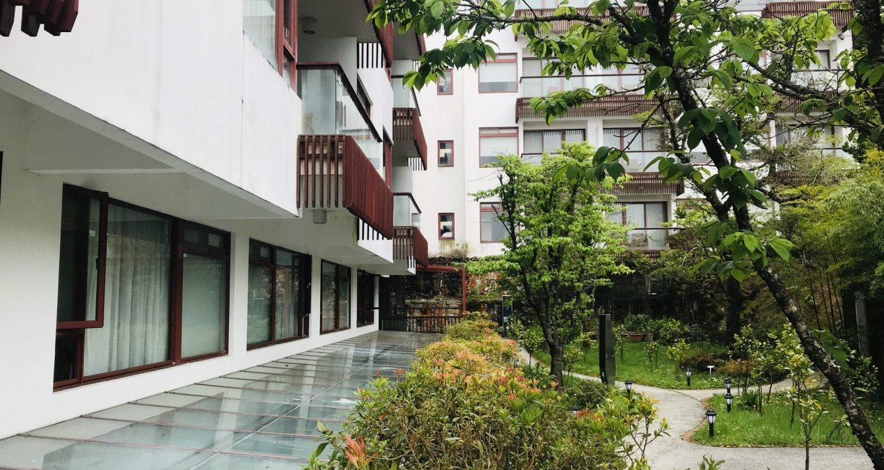 阿里山賓館-台灣海拔最高頂級度假飯店及全台最高早午餐店