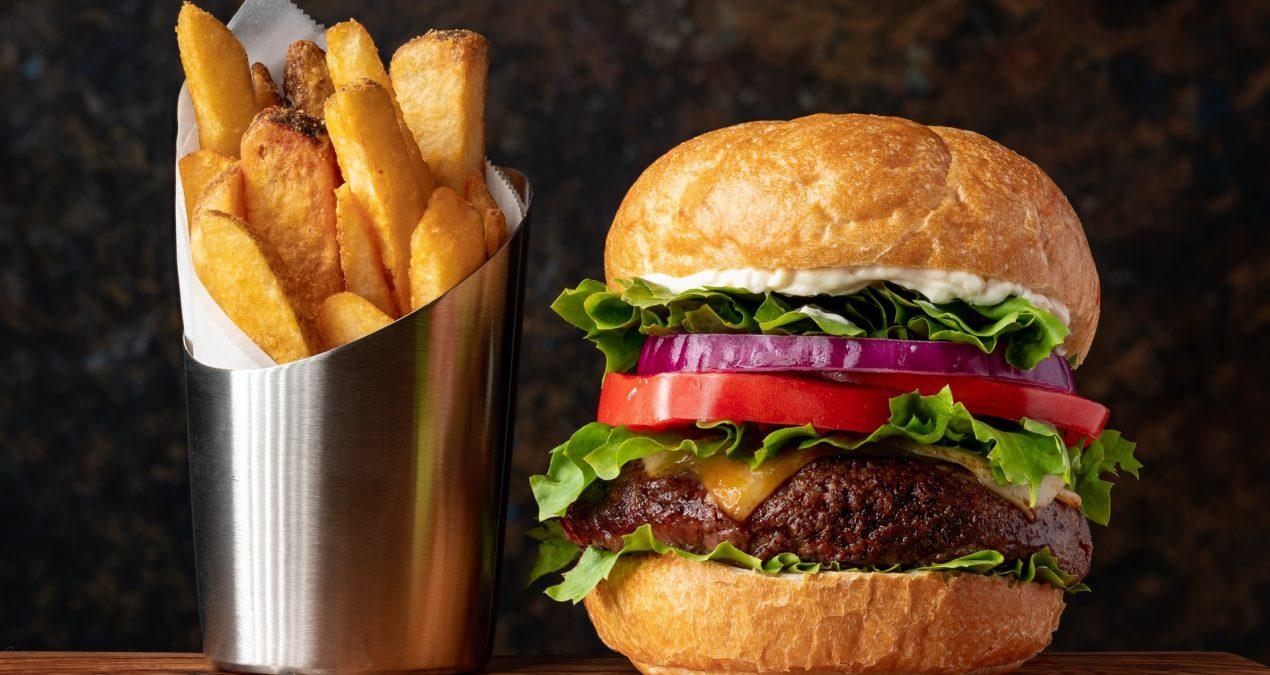 為什麼~速食店每次改菜單時都是改『漢堡』而非薯條?