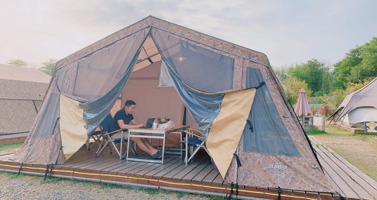 如何開始第一次的露營